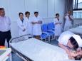 市五医院开展节前医疗安全巡查
