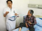 五医院心内科到崇州花果山养老中心开展房颤健康教育