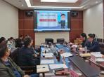 中共成都市第五人民医院委员会集中学习《中国共产党统一战线工作条例》