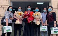 情系五月,共暖护士佳节 ——感染性疾病科5.12系列活动
