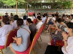 砺特色护理技术迎国际护士节,扬中医经典文化创医联新篇章!