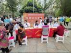 市五医院开展重阳节社区义诊活动